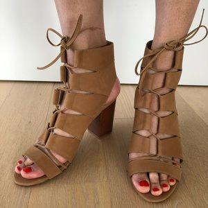 BRAND NEW! Splendid Banden Lace-up Sandal (US 10)